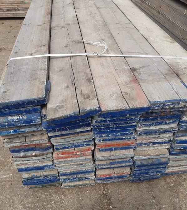 Reclaimed Scaffold Boards - Scaffold Boards