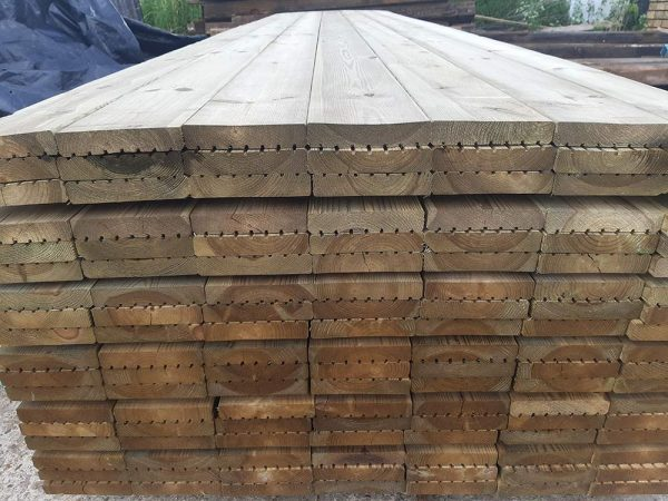 145 X 28 X 4.8m - Carcassing Timber and Decking