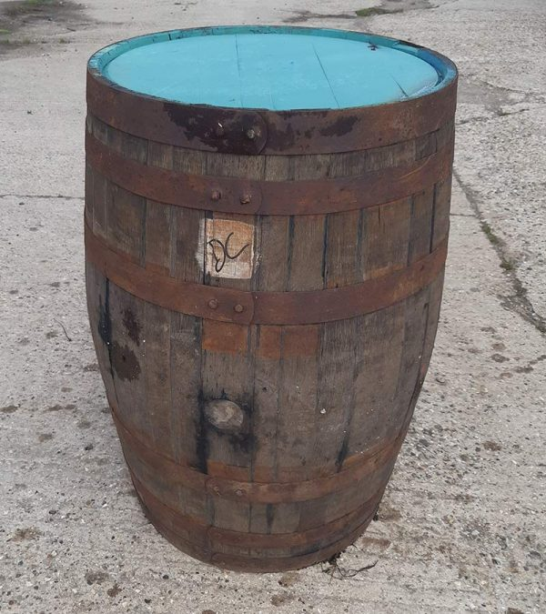 Whole oak whisky barrels - Oak Barrels